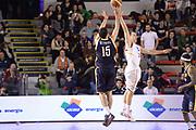 DESCRIZIONE : Campionato 2013/14 Acea Virtus Roma - Sutor Montegranaro<br /> GIOCATORE : Nemanja Mitrovic<br /> CATEGORIA : Tiro Tre Punti Controcampo<br /> SQUADRA : Sutor Montegranaro<br /> EVENTO : LegaBasket Serie A Beko 2013/2014<br /> GARA : Acea Virtus Roma - Sutor Montegranaro<br /> DATA : 18/01/2014<br /> SPORT : Pallacanestro <br /> AUTORE : Agenzia Ciamillo-Castoria / GiulioCiamillo<br /> Galleria : LegaBasket Serie A Beko 2013/2014<br /> Fotonotizia : Campionato 2013/14 Acea Virtus Roma - Sutor Montegranaro<br /> Predefinita :
