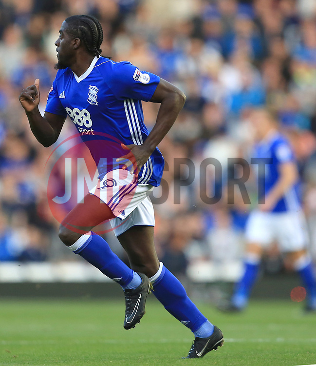 Clayton Donaldson of Birmingham City - Mandatory by-line: Paul Roberts/JMP - 15/08/2017 - FOOTBALL - St Andrew's Stadium - Birmingham, England - Birmingham City v Bolton Wanderers - Sky Bet Championship