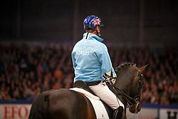 Hester Carl (GBR) - Chippedale<br /> KWPN Stallion Selection - 's Hertogenbosch 2014<br /> © Dirk Caremans