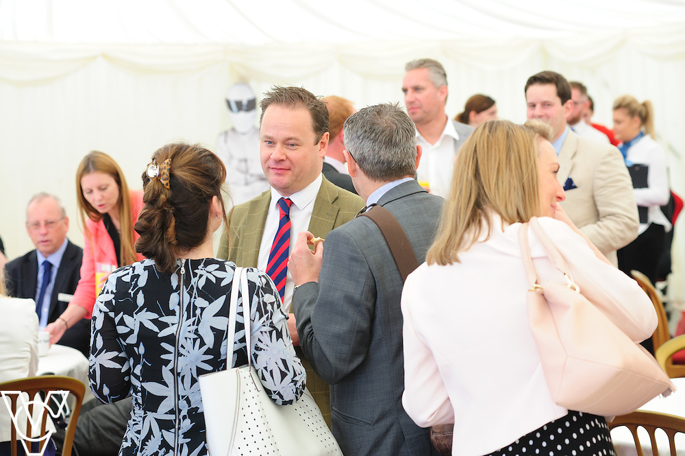 Clydesdale &amp; Yorkshire Bank hosted a debate at their tent at the 2016 Lincolnshire Show ahead of the EU Referendum. <br /> <br /> Picture: Chris Vaughan/Chris Vaughan Photography<br /> Date: June 22, 2016