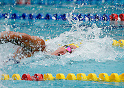 Belo Horizonte_MG, Brasil...Copa do Mundo de Natacao 2007. Na foto a nadadora Therese Alshammar, da Suecia, vencedora da prova 50m Livre Feminino...Swimming World Cup 2007. In this photo the swimmer Therese Alshammar, of Sweden, She is the champion in the 50m freestyle, in Belo Horizonte...Foto: LEO DRUMOND / NITRO .
