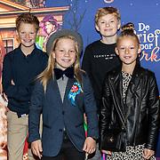 NLD/Amsterdam/20191005 - De Brief voor Sinterklaas, Jimmy van Schaik en Kylian de Pagter en .......