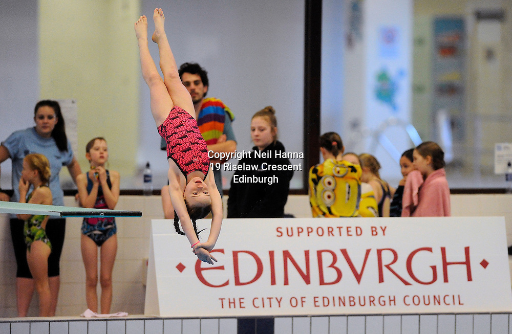 Scottish National Diving Championships &amp; Thistle Trophy 2015<br /> <br /> Royal Commonwealth Pool, Edinburgh<br /> <br /> Event 22  Novice Girls 8/9<br /> <br /> <br />  Neil Hanna Photography<br /> www.neilhannaphotography.co.uk<br /> 07702 246823