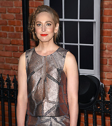 Hattie Morahan attends Mr Holmes UK film premiere at Odeon Kensington, Kensington High Street, London on Wednesday 10 June 2015