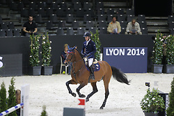 Vleuten, Maikel van der, VDL Groep Verdi<br /> Lyon - Weltcup Finale<br /> Finale I<br /> © www.sportfotos-lafrentz.de/Stefan Lafrentz
