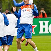 AUS/Seefeld/20100529 - Training NL Elftal WK 2010, Klaas Jan Huntelaar
