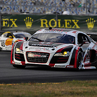 Team APR Motorsport competing at the Rolex 24 at Daytona 2012
