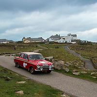 Car 24 Benedict Morgan / Christopher Morgan - Ford Lotus Cortina Mk 1