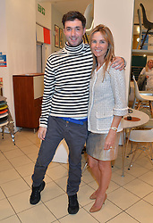 OISIH BYRHE and VISCOUNTESS ROTHERMERE at the launch of A Season In France hosted by Jasper Conran at The Conran Shop, 81 Fulham Road, London on 1st May 2014.