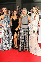 Una Healy; Vanessa White; Mollie King; Rochelle Humes; The Saturdays, Pride of Britain Awards, Grosvenor House Hotel, London UK, 07 October 2013, Photo by Richard Goldschmidt
