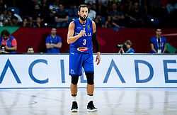 Marco Belinelli of Italy during basketball match between National Teams of Finland and Italy at Day 10 in Round of 16 of the FIBA EuroBasket 2017 at Sinan Erdem Dome in Istanbul, Turkey on September 9, 2017. Photo by Vid Ponikvar / Sportida
