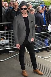© Licensed to London News Pictures 19/05/2016. GAZ COOMBES attends the Ivor Novello Awards. London, UK. Photo credit: Ray Tang/LNP