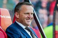 ALKMAAR, 19-05-2017, AZ - FC Groningen,  AFAS Stadion,AZ trainer John van den Brom