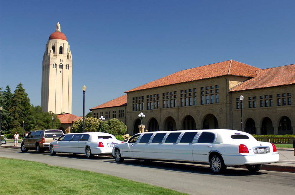 Hoover Tower, Stanford University, Palo Alto, San Francisco Area, California, United States of America