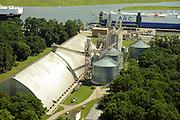 Georgia Ports Authority RORO, Break Bulk, Agg Bulk, and Auto Processing facilities, Wednesday Aug. 7, 2013, at the Colonels Island and the Port of Brunswick in Brunswick, Ga.  (GPA Photo/Stephen Morton)