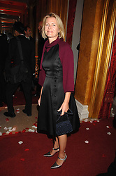 VISCOUNTESS LINLEY at a party to celebrate the launch of the 'Inde Mysterieuse' jewellery collection held at Lancaster House, London SW1 on 19th September 2007.<br />