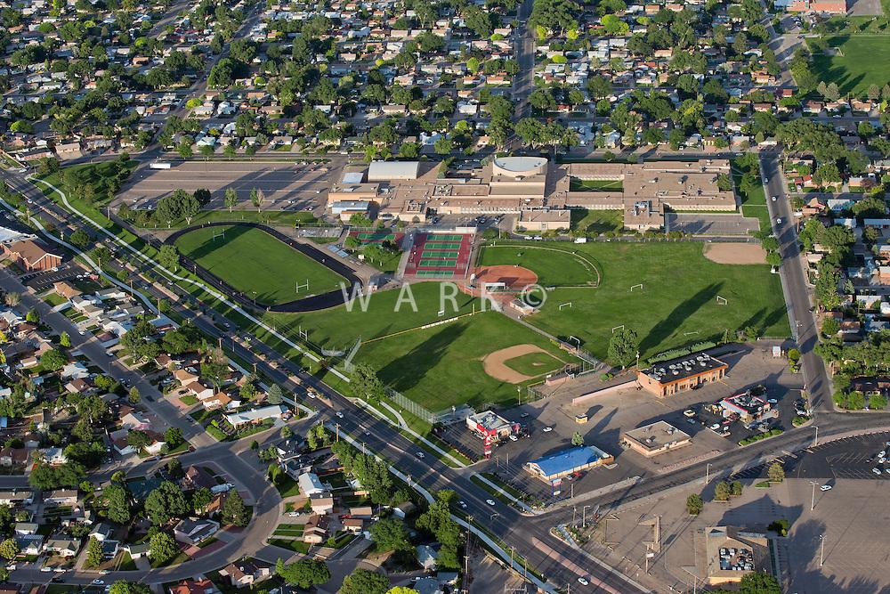 South High School, Pueblo, Colorado. June 2014. 85731