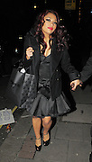13.NOVEMBER.2009 - LONDON<br /> <br /> VANESSA WHITE FROM THE SATURDAYS LEAVING THE MAYFAIR HOTEL.<br /> <br /> BYLINE: EDBIMAGEARCHIVE.COM<br /> <br /> *THIS IMAGE IS STRICTLY FOR UK NEWSPAPERS & MAGAZINES ONLY*<br /> *FOR WORLDWIDE SALES OR WEB USE PLEASE CONTACT EDBIMAGEARCHIVE - 0208 954-5968*
