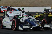 Simona de Silvestro, GoPro Indy Grand Prix of Sonoma, Infineon Raceway, Sonoma, CA USA 08/25/13