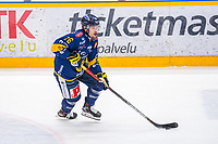2020-01-17 | Rauma, Finland : Lukko (76) David Nemecek during the game between Lukko-Kärpät in Kivikylän Areena ( Photo by: Elmeri Elo | Swe Press Photo )