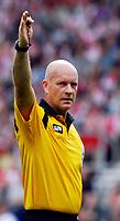 Photo: Alan Crowhurst.<br />Southampton v Southend United. Coca Cola Championship. 06/05/2007. Referee Nigel Miller.