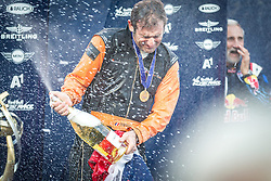 26.10.2014, Red Bull Ring, Spielberg, AUT, Red Bull Air Race, Renntag, im Bild Nicolas Ivanoff, 1. Platz, (FRA) // during the Red Bull Air Race Championships 2014 at the Red Bull Ring in Spielberg, Austria, 2014/10/26, EXPA Pictures © 2014, PhotoCredit: EXPA/ M.Kuhnke