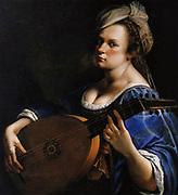 Artemisia Gentileschi (8 July 1593–ca. 1656) was an Italian Early Baroque painter. ca. 1615–17