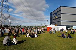 Bryan Adams fans gather outside Sixways Stadium - Mandatory by-line: Matt McNulty/JMP - 14/07/2017 - Sixways Stadium - Worcester, England