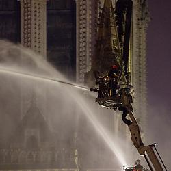 2019/04 Incendie de Notre Dame de Paris