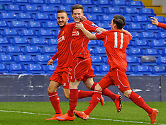 150417 Tottenham U21 v Liverpool U21