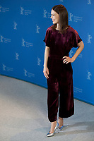 Actress Paula Beer at the photocall for the film Undine at the 70th Berlinale International Film Festival, on Sunday 23rd February 2020, Hotel Grand Hyatt, Berlin, Germany. Photo credit: Doreen Kennedy