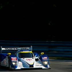 July 6, 2012 - The Dyson Racing Lola B11/66 Mazda driven by Michael Marsal and Eric Lux during the American Le Mans Northeast Grand Prix weekend at Lime Rock Park in Lakeville, Conn.