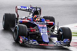 September 2, 2017 - Monza, Italy - Motorsports: FIA Formula One World Championship 2017, Grand Prix of Italy, .#26 Daniil Kvyat (RUS, Scuderia Toro Rosso) (Credit Image: © Hoch Zwei via ZUMA Wire)