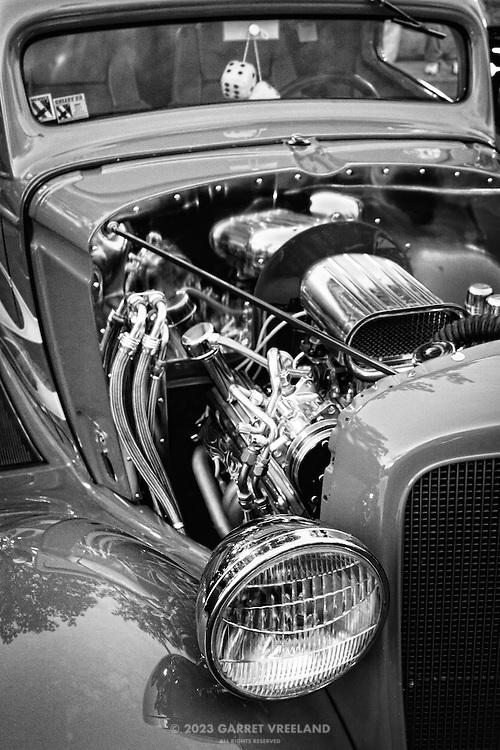 Vintage Hot Rod.