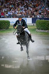 Philippaerts Ludo (BEL) - Tauber van het Kapelhof<br /> CHIO Aachen 2009<br /> Photo © Hippo Foto