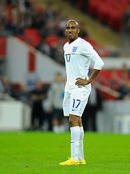 England's Fabian Delph (Aston Villa) - Photo mandatory by-line: Joe Meredith/JMP - Mobile: 07966 386802 - 3/09/14 - SPORT - FOOTBALL - London - Wembley Stadium - England v Norway - International Friendly