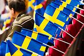 Semfinal, Sverige - Ryssland