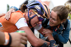 Chantal Blaak (Boels Dolmans) wins the general classification after the 119 km Stage 6 of the Boels Ladies Tour 2016 on 4th September 2016 from Bunde to Valkenburg, Netherlands. (Photo by Sean Robinson/Velofocus).