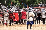 Medieval Knights Battle at Vitkov Hill