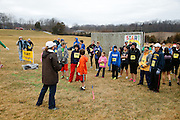 March/16/13:  Leprechaun Launch 2013.  Madison Primary School Playground Fundraiser at Hoover Ridge, Madison, VA.
