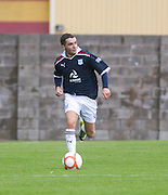 Dundee trialist Jamie McCluskey - Dundee v Southend United - East Fife Tournament at New Bayview<br /> <br /> &copy; David Young<br /> <br /> <br /> http://www.davidyoungphoto.co.uk