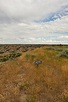 Painted Canyon Overlook Panorama. Theodore Roosevelt National Park. Image 6 of 6 taken with a Nikon D3x camera and 24 mm f/1.4 lens (ISO 100, 24 mm, f/16, 1/50 sec). Raw image processed with Capture One Pro and composite generated using AutoPano Giga Pro.