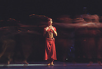 Royal Ballet Company in La Bayadere. Laura Morera as Gamzatti