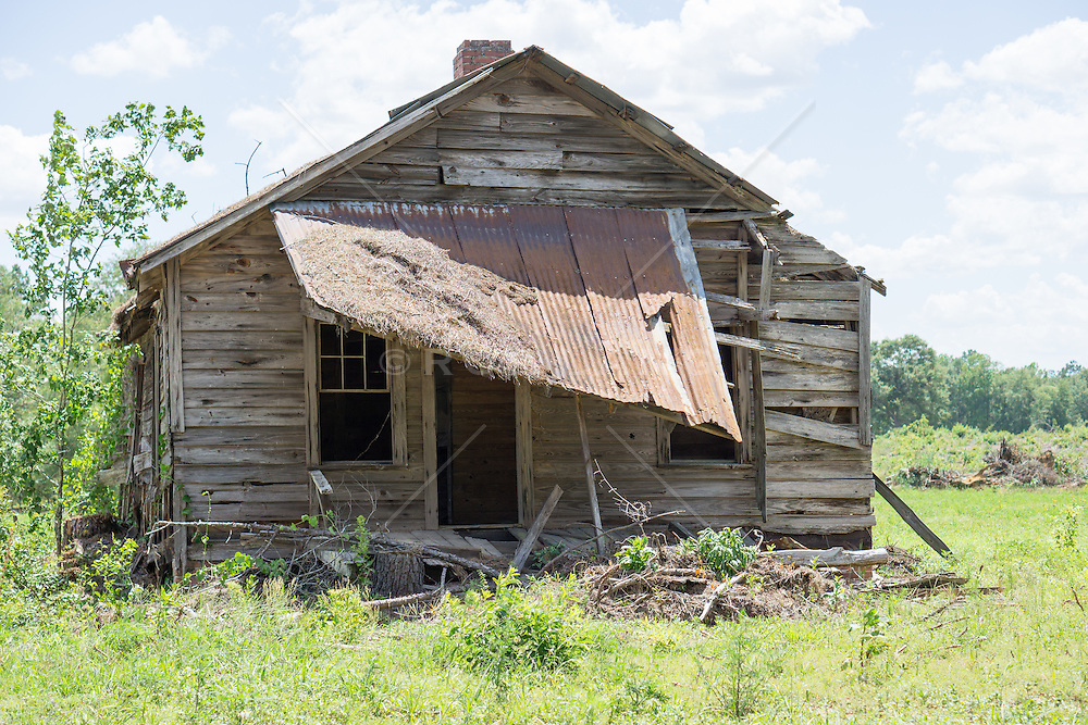 abandoned home found in South Carolina