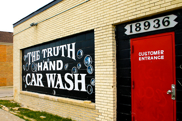 Truth Hand Care Wash is an Eastside Detroit car wash located on Gratiot.