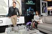 Actress Nikki Reed and interior designer and author Nate Berkus celebrate the launch of Unstopables, a suite of long-lasting air, home & fabric care scents, that are designed to style and elevate one's environment and wardrobe during an event at Maison 24 in New York, Thursday, Feb. 19, 2015. (Photo by Diane Bondareff/Invision for Unstopables/AP Images)