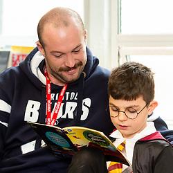 Bristol Bears Celebrate World Book Day
