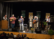 Special Tribute to Doc Watson by  Joe Shannon,Steve Lewis, Edwin Lacy, Willard Gayheart and Scott Freeman,  during The Mountain Home Music Show in Blowing Rock NC Saturday Night 2012-06-02