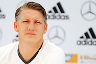 Sebastian Schweinsteiger pictured during Germany training at Stadio Communale, Ascona<br /> Picture by EXPA Pictures/Focus Images Ltd 07814482222<br /> 25/05/2016<br /> ***UK &amp; IRELAND ONLY***<br /> EXPA-EIB-160525-0010.jpg