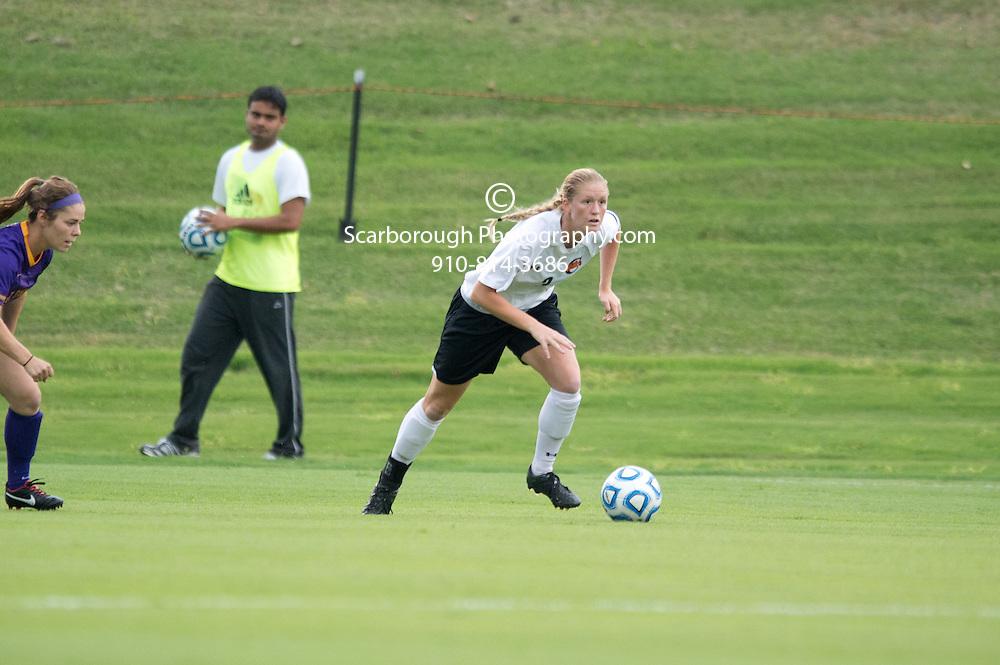Campbell University Camels midfielder/defender Taylor Brown (3)